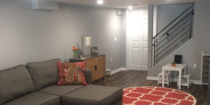 remodeling Rochester NY: basement renovation